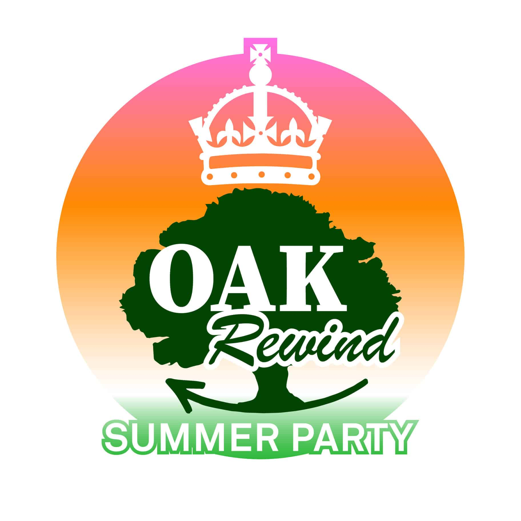 Oak Rewind Family Summer Party - Best Surrey August Bank Holiday Family Activities