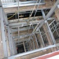 Albert Hall Mansions Goods Lift Restoration Project