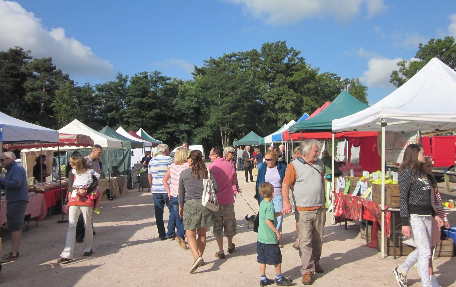 Ascot Farmers' Market - Best Surrey Farmers' Markets