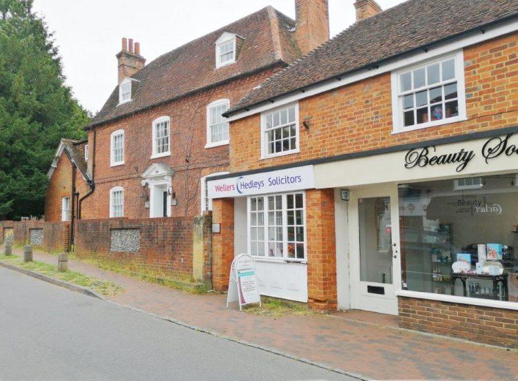Bookham High Street