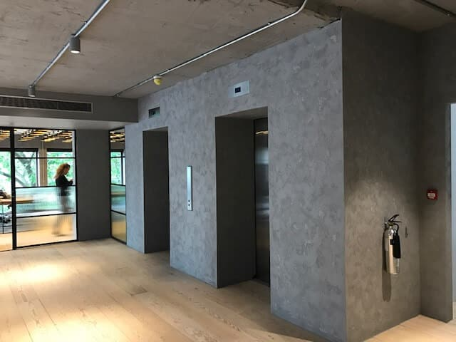 Commercial Polished Plastering London Cannon Street