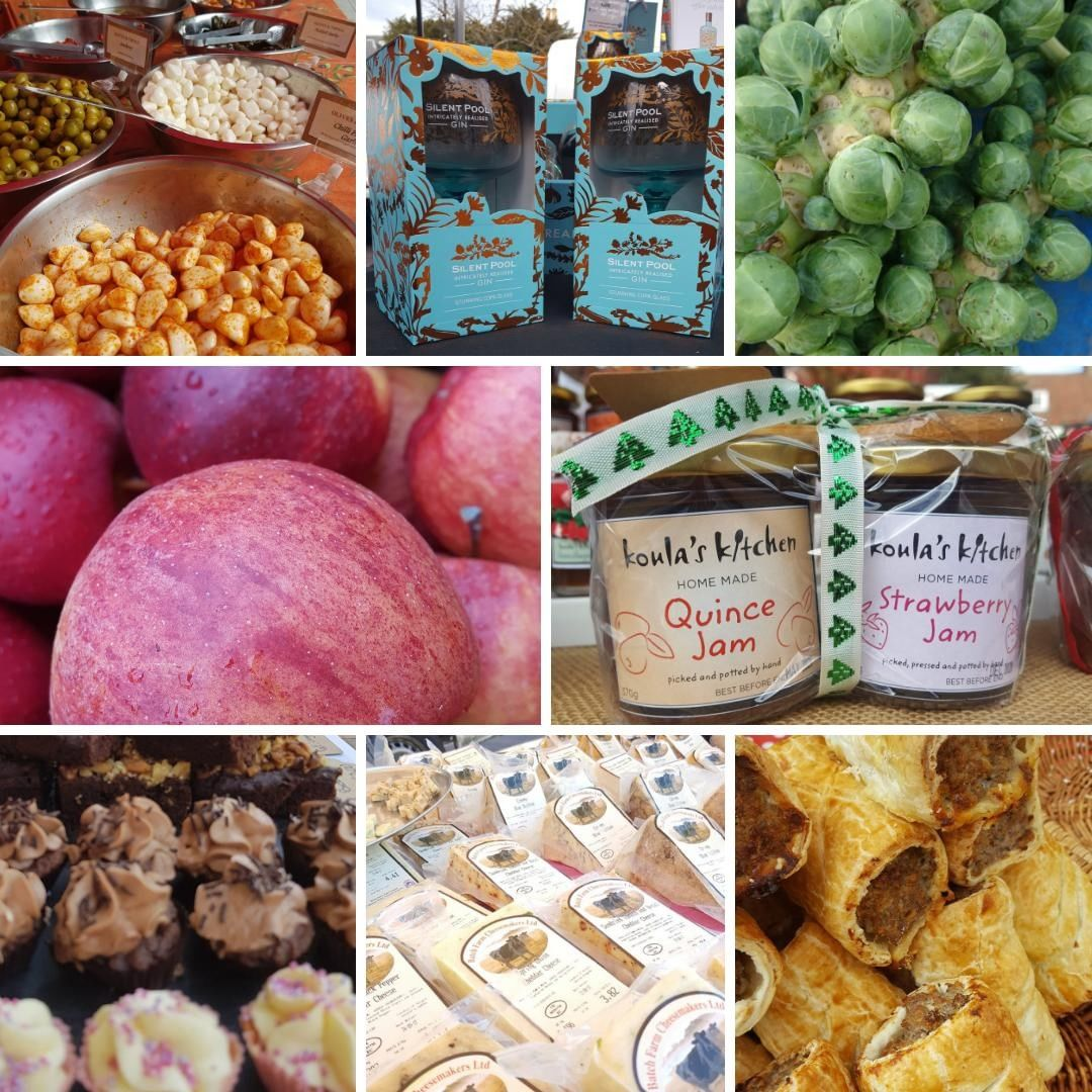 EpsomFarmers' Market - Best Surrey Farmers' Markets