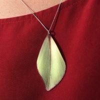 Diamond Palm necklace