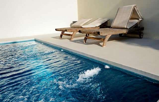 Polished Plaster Swimming Pool Surrey