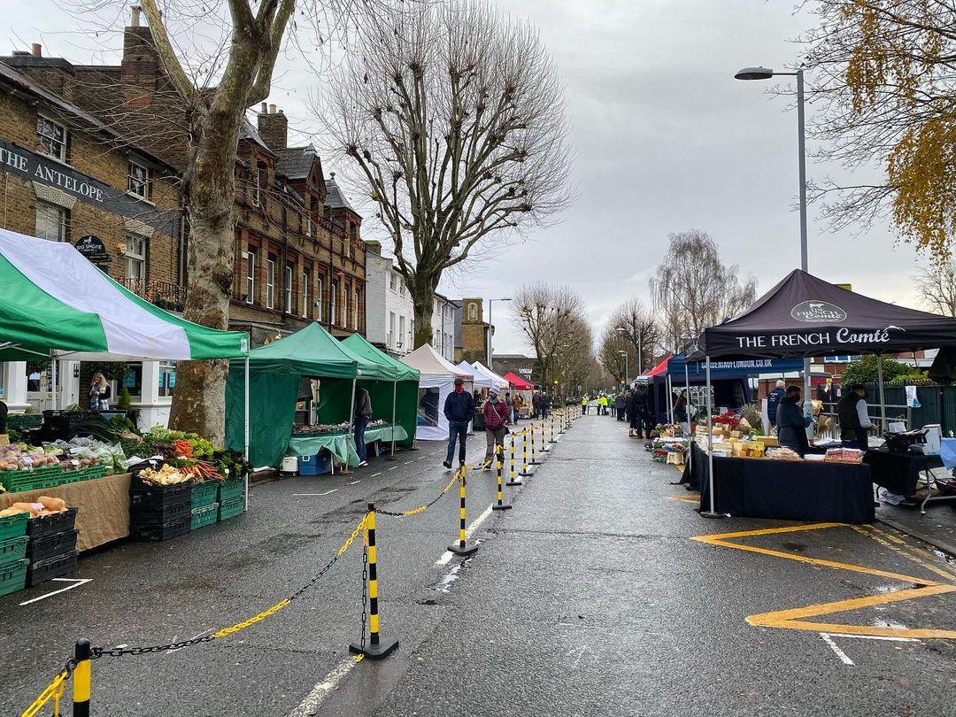 Surbiton Farmers' Market - Best Surrey Farmers' Markets
