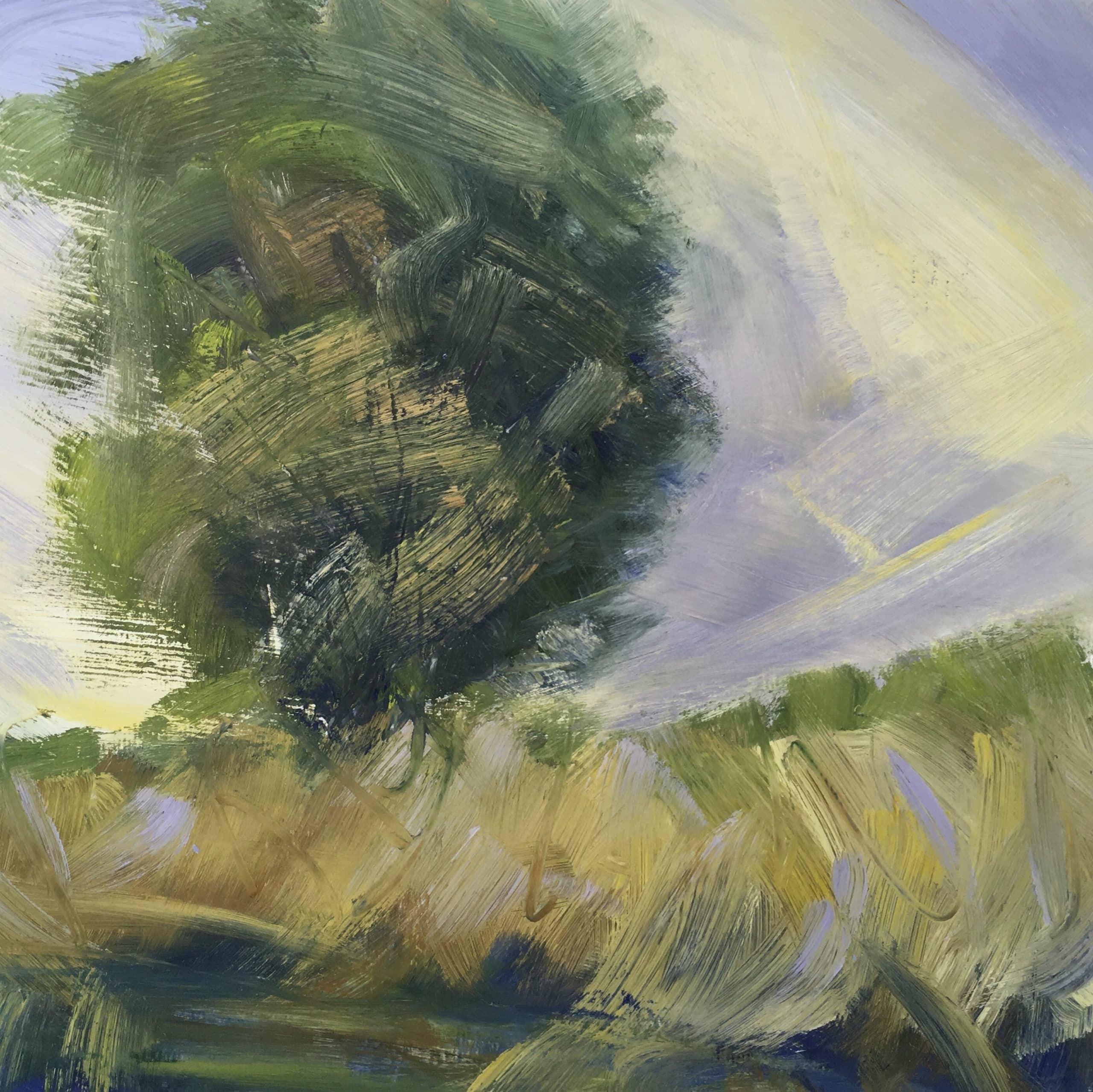 Early Autumn Study by Suzanne Winn
