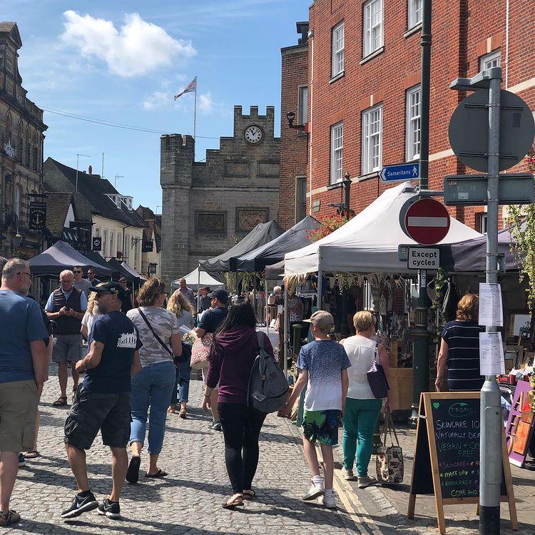 Horsham Markets - Best Surrey Farmers' Markets